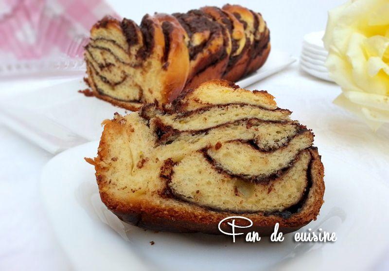 Krantz cake - brioche