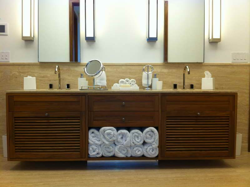 Zen Bathroom Furniture Zen Bathroom Furniture With The Towels