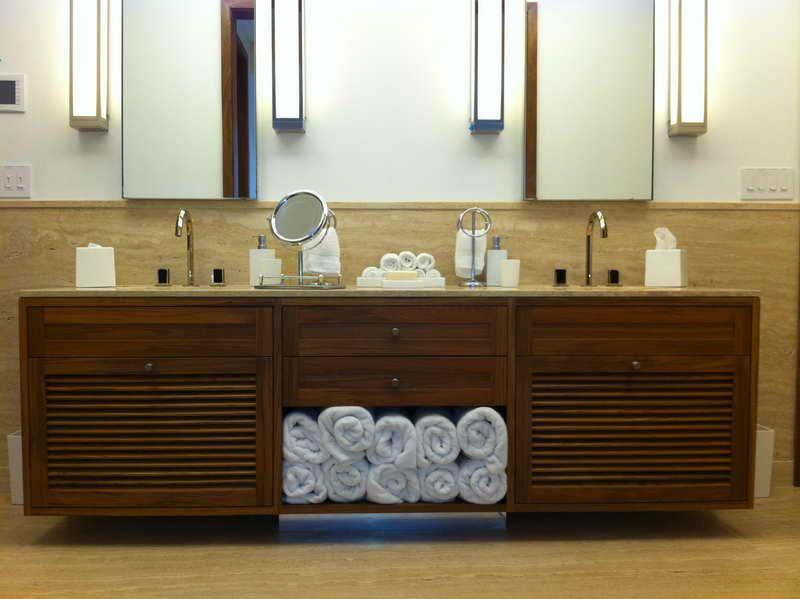 Zen Bathroom Furniture Zen Bathroom Furniture With The Towels Bathroom Vanity Zen Bathroom Zen Bathroom Decor Bathroom Zen Style