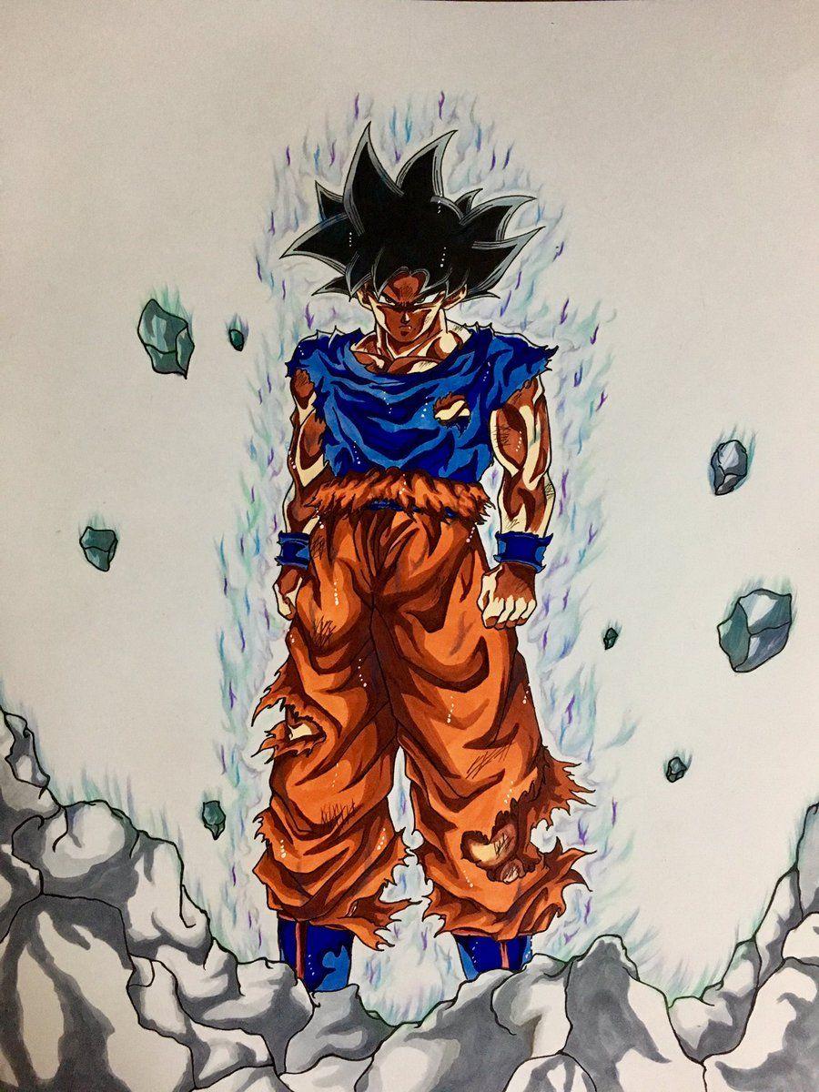 Goku Black Ssj Rose Oz Ki By Jaredsongohan Goku Black Goku Black Ssj Goku