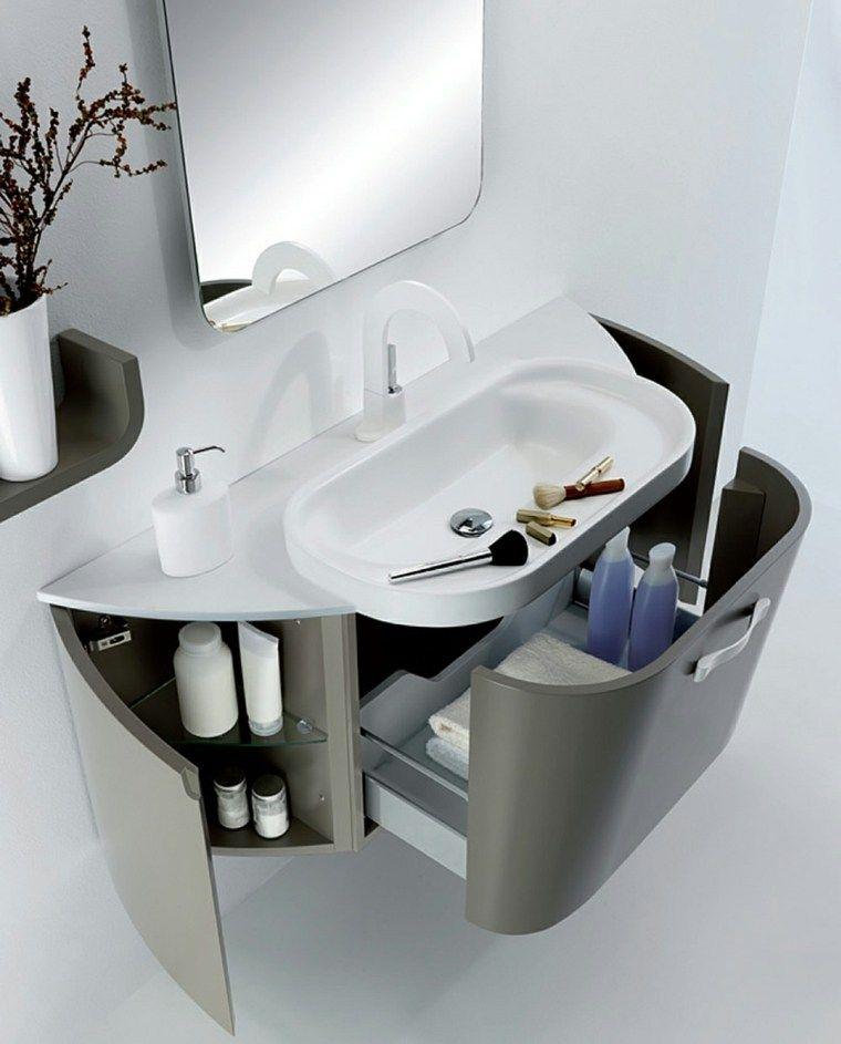 Moderner Badezimmerschrank 30 der besten Entwürfe von