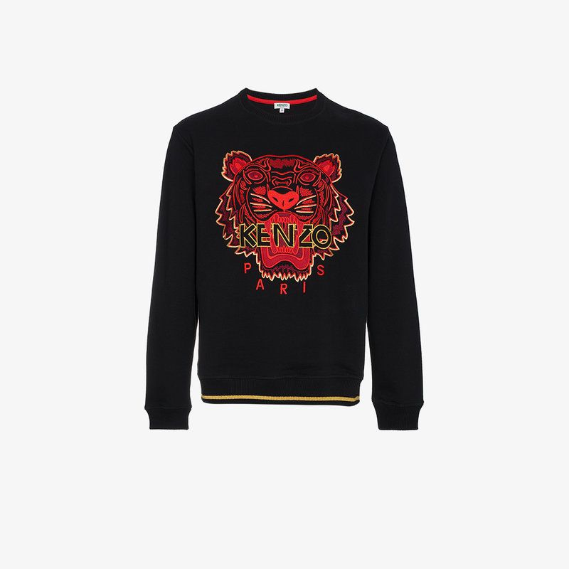 80f7a4c2 French fashion house Kenzo, originally founded by the Japanese creative  visionary Kenzo Takada, is renowned for its quirky, offbeat aesthetic and  signature ...