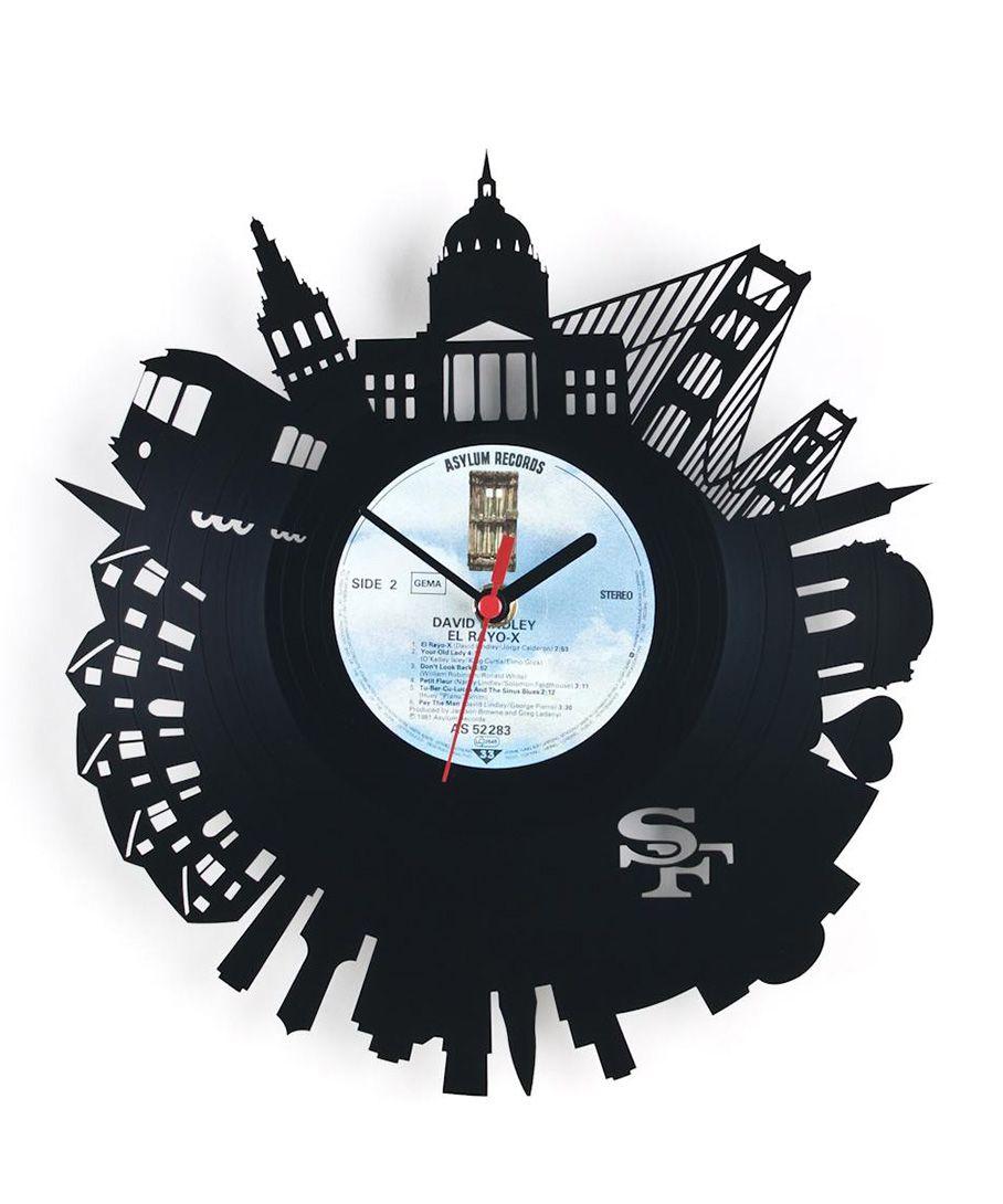 San Francisco Clock   Time To Rock Collection   Dot U0026 Bo