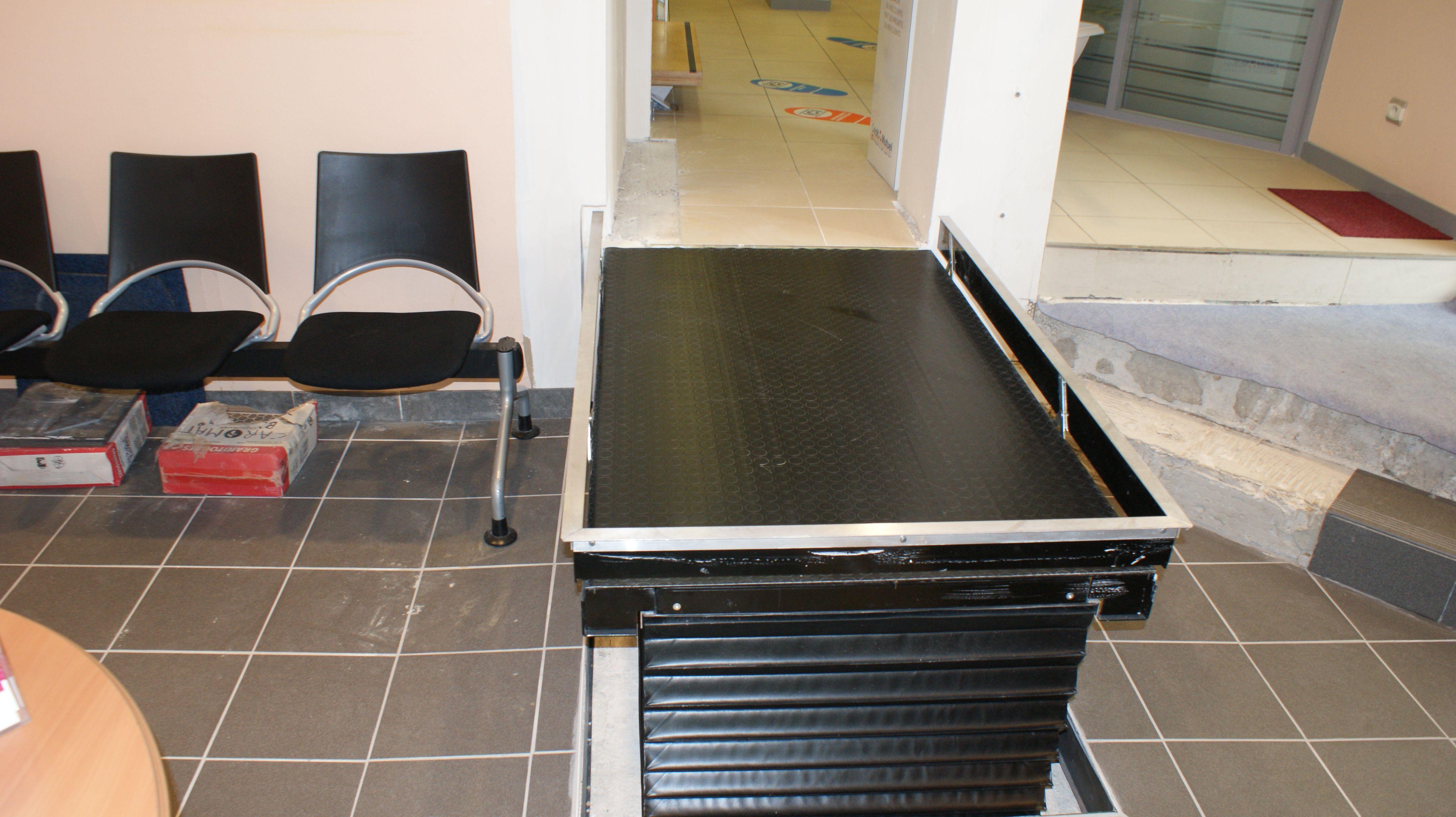 Accessibilite Erp Salle De Bain ~ cette plateforme est adapt e pour les e r p accessibilit