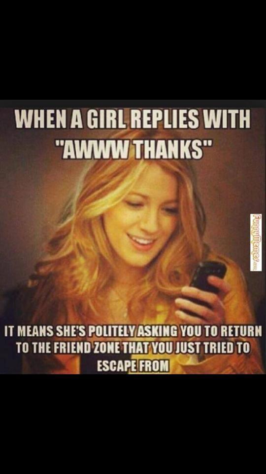 Aww Thanks Meme : thanks, Replies, Thanks, Friendzone,, Thankful,, Funny, Pictures
