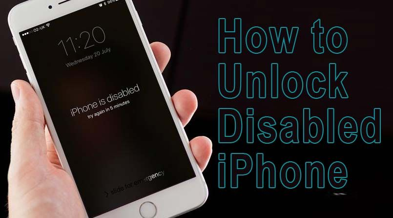 How to unlock iphone passcode with two easy ways unlock