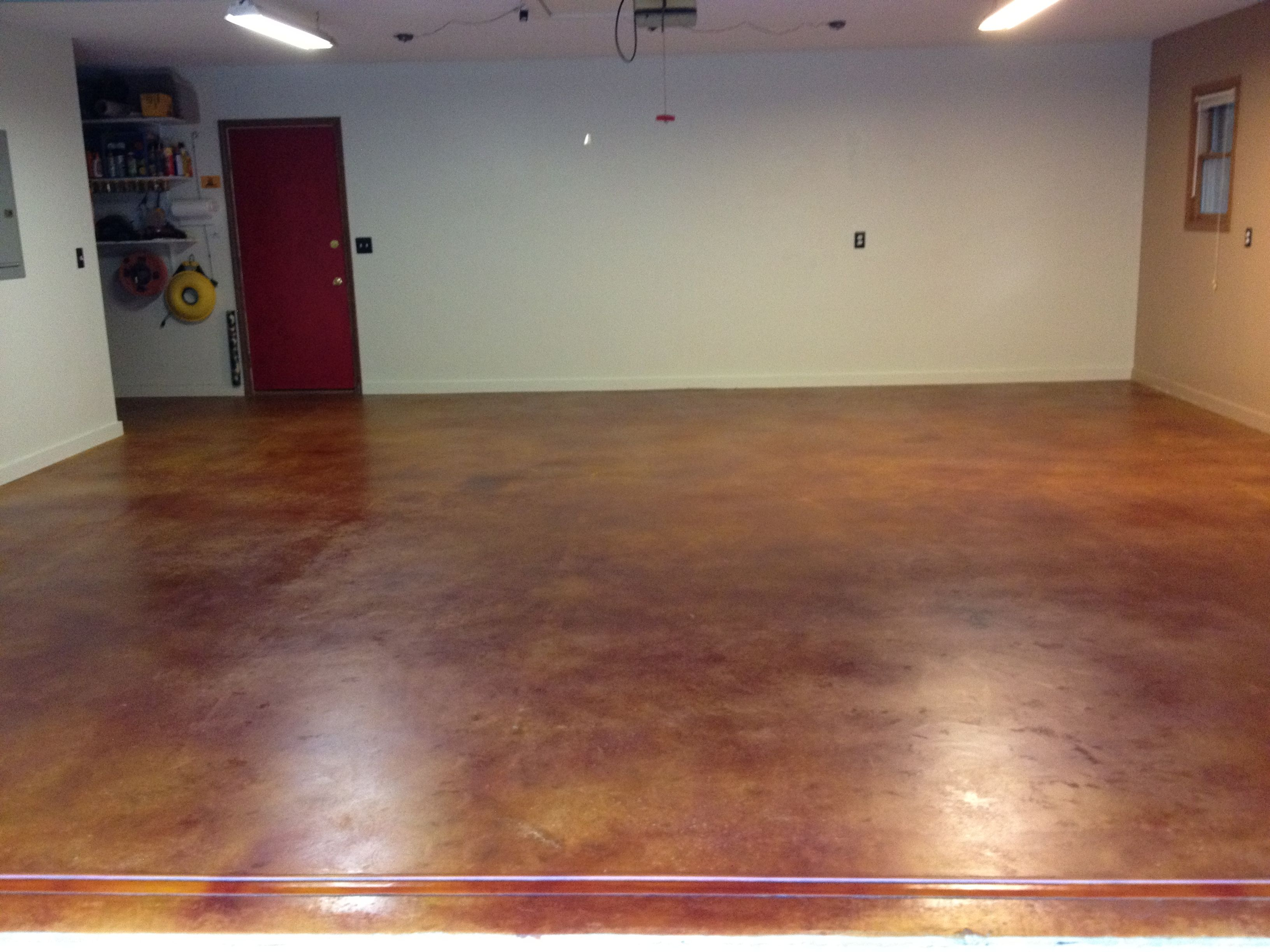 Best Garage Floors Ideas   Letu0027s Look At Your Options. Painting Concrete ...
