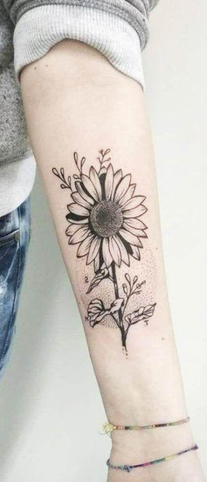 Photo of 60  Ideas tattoo arm sunflower