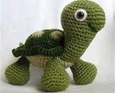 Free Crochet Animal Patterns - Bing Images #crochetturtles