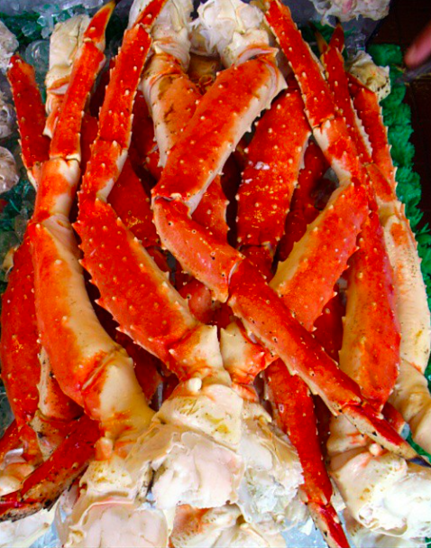 All You Can Eat Crab Legs | Chicago Brunch Ideas in 2019