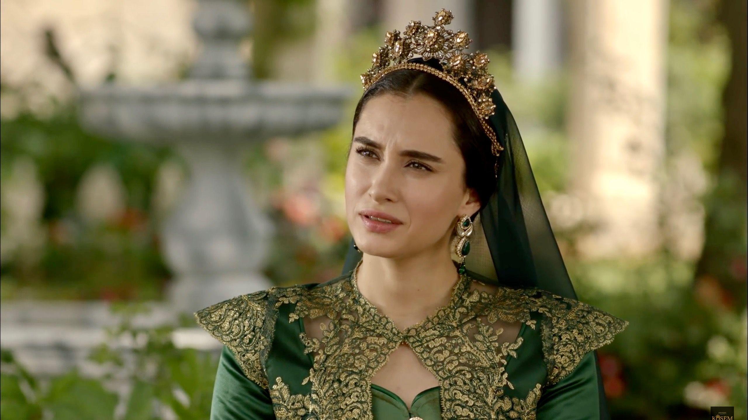 "Turhan Sultan - Magnificent Century: Kösem - ""The Reign of"