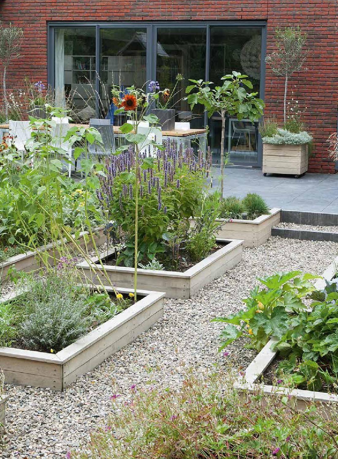 Wegner Lorey Gartengestaltung Mit Hochbeet Gartenideen Garten