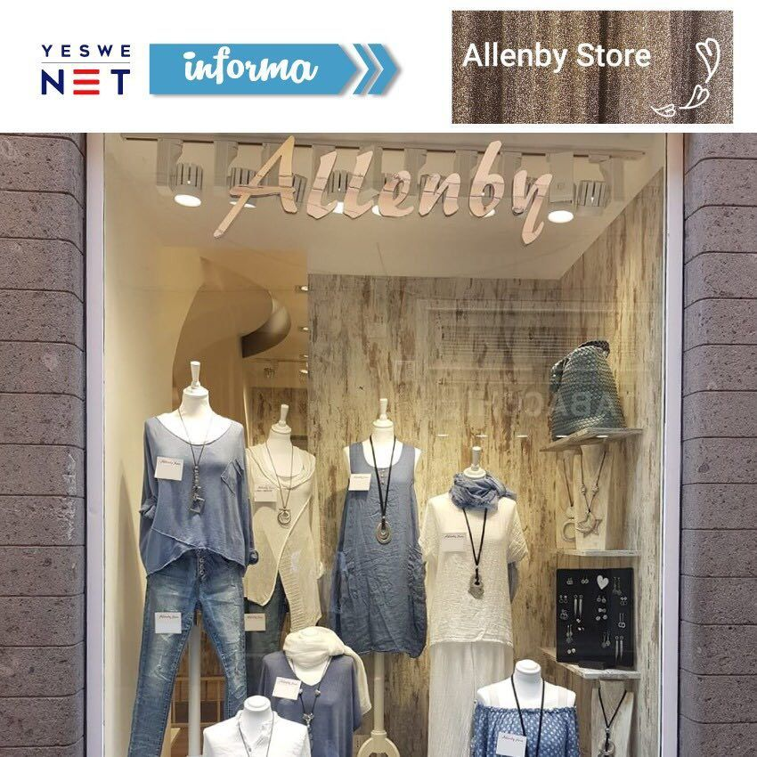 Allenby Store   Primavera estate, Collezione primavera, Primavera