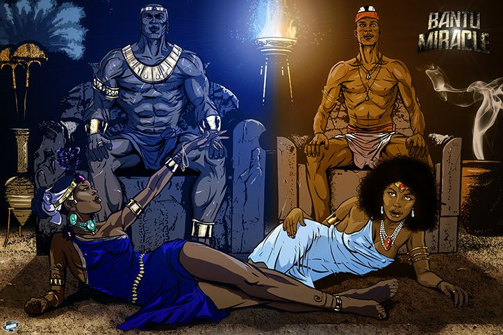 Black Kings And Queens Black King And Queen Art Wai Weed Room