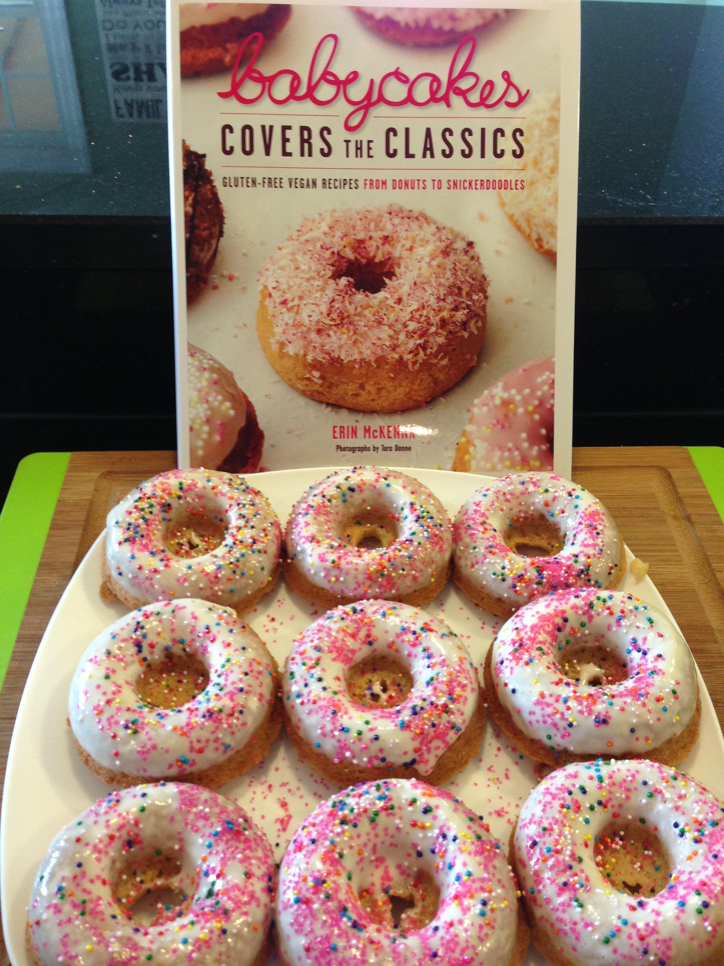 Best donuts everbabycakes nyc recipe babycakes donut