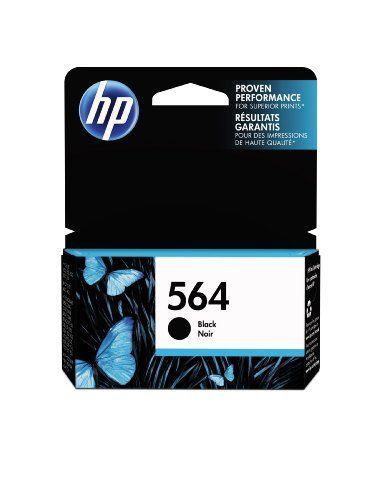 564 Ink Cartridge Yellow Printer Ink Cartridges Black Ink