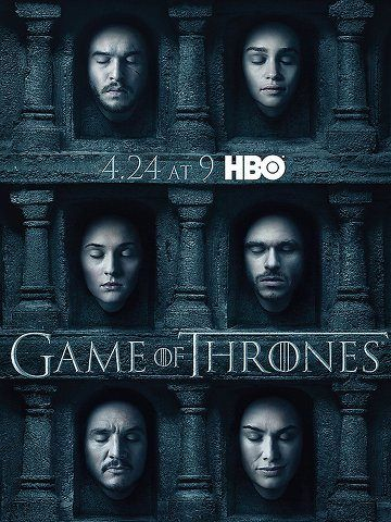 Game Of Thrones Saison 6 Game Of Thrones Poster Watchers On The Wall Watch Game Of Thrones