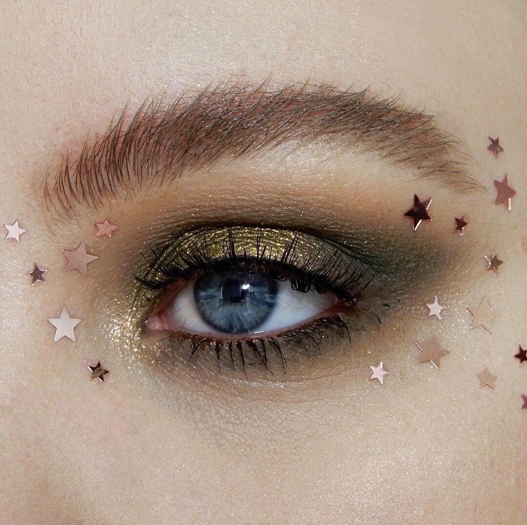 Starfall Glitter Makeup (Reflective Rainbow) in 2020