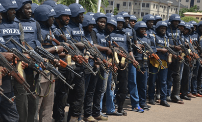 Nigerian Police Dismiss Nine Senior Officers Demote Six For Misconduct Police Recruitment Police State Police
