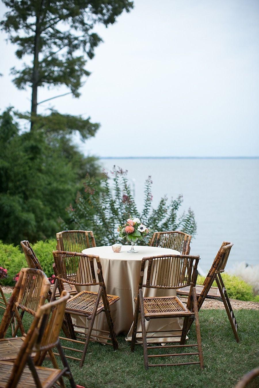 elegant backyard wedding in newport news elegant backyard
