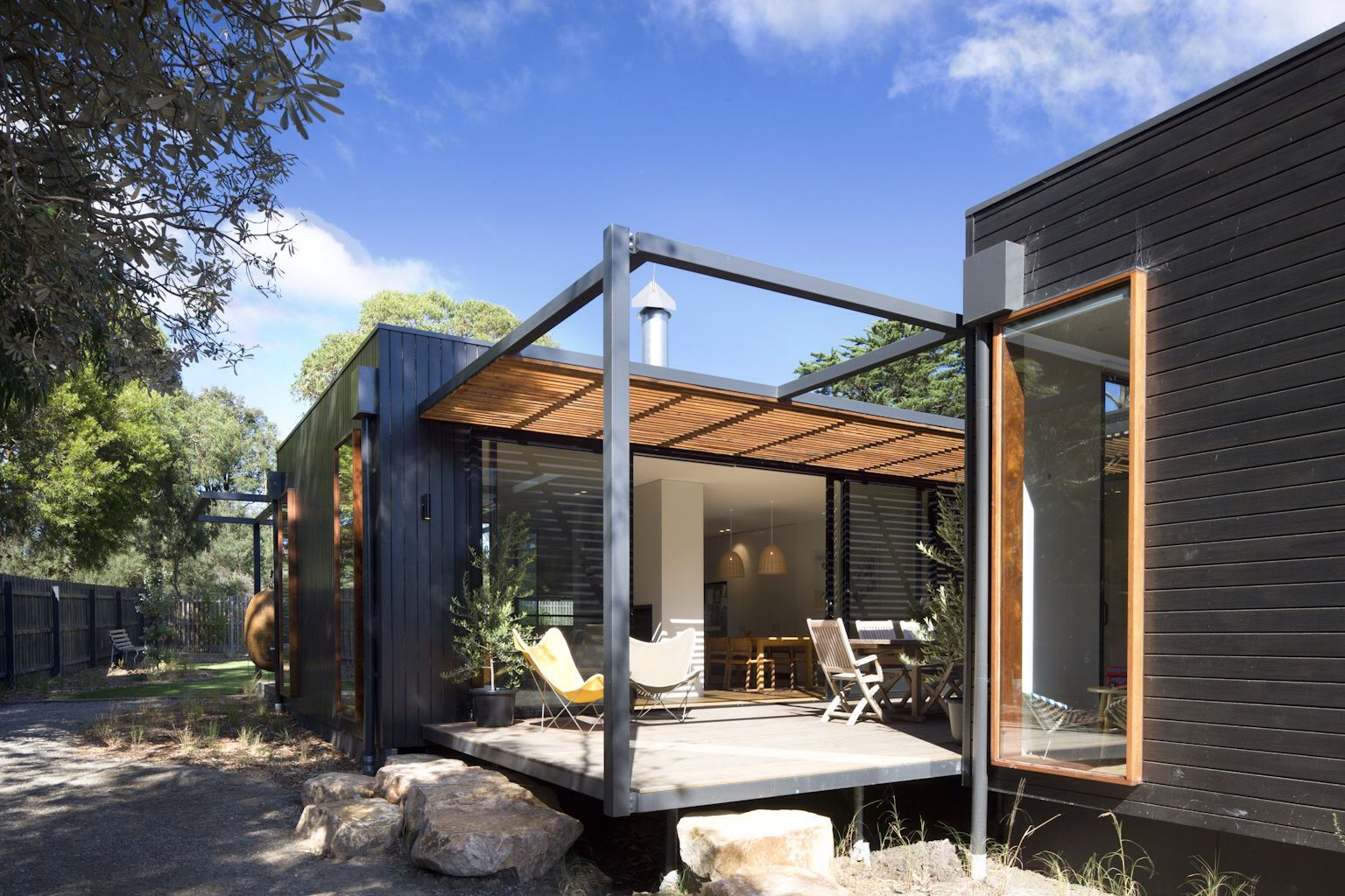 Prefabricated In 10 12 Weeks And Installed Onsite In One