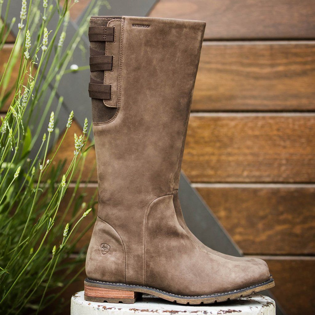Ariat Clara H2o Boot Boots Country Boots Riding Boots