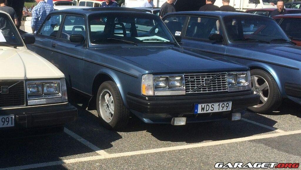 1983 Volvo 242 Turbo Evolution Volvo