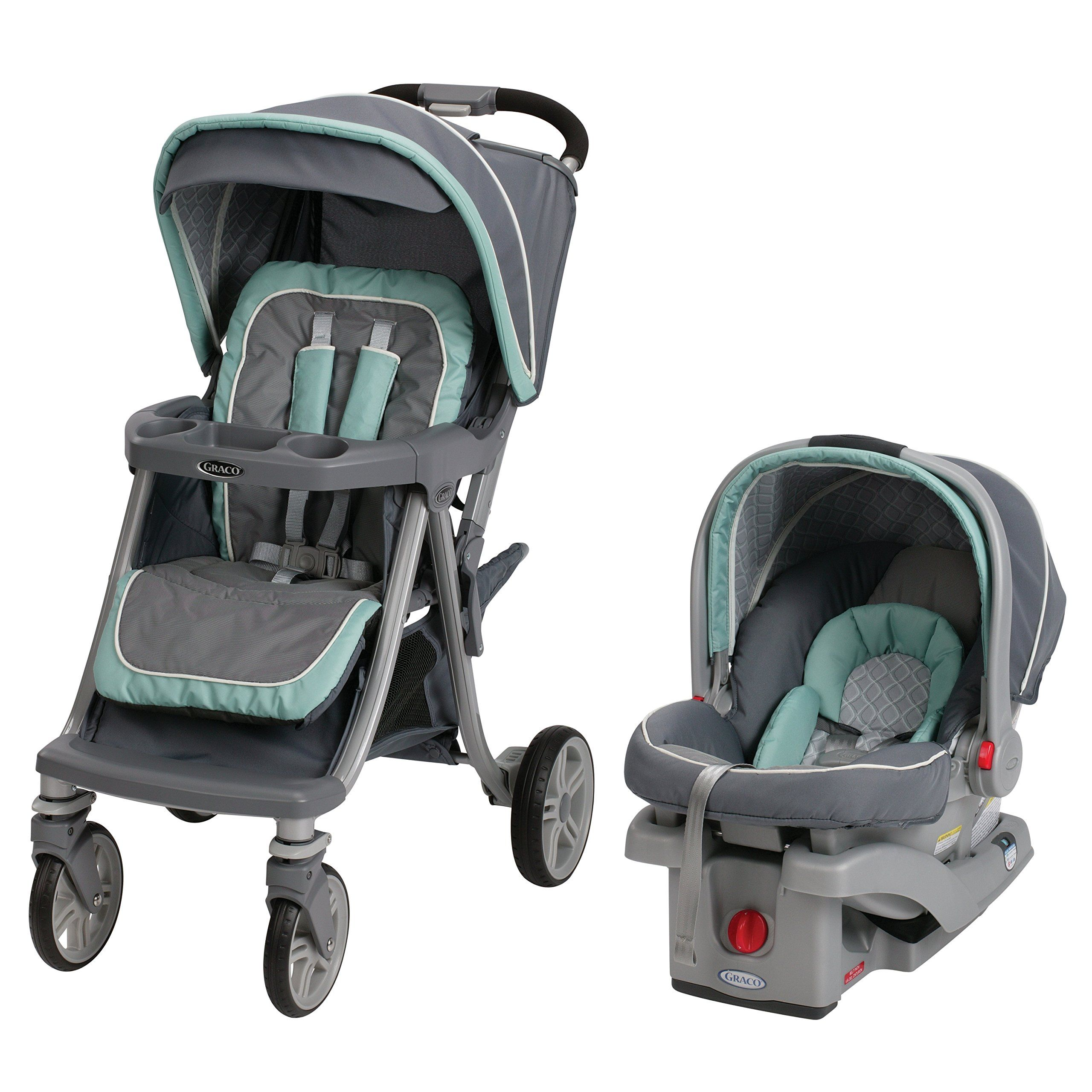 Graco Soho Travel System SnugRide Connect 30 Manor See more at