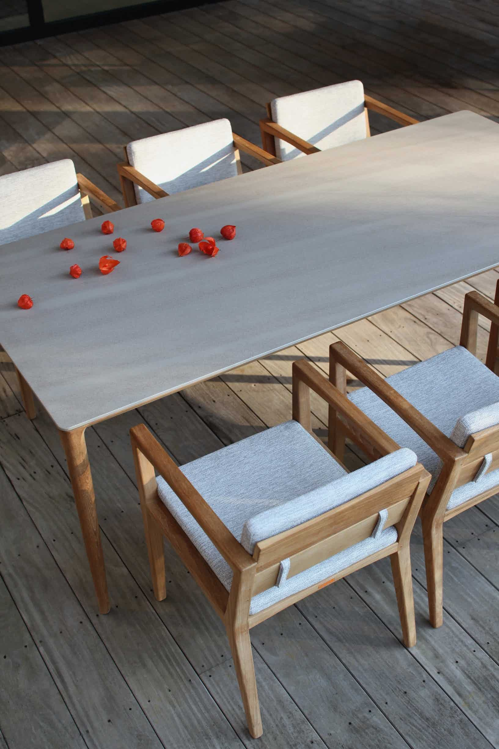 Zenhit Armchair By Royal Botania Teak Outdoor Furniture Outdoor