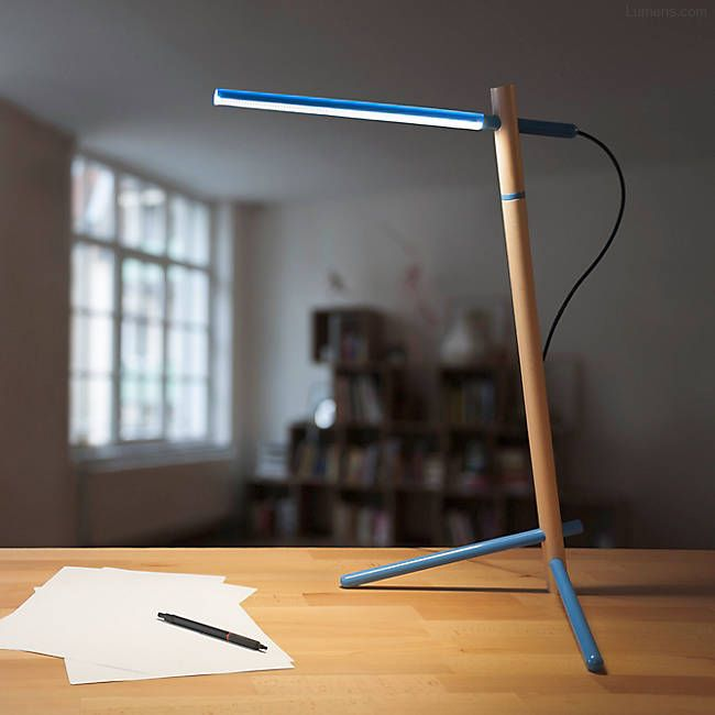 Structo LED Table Lamp by Curio Design