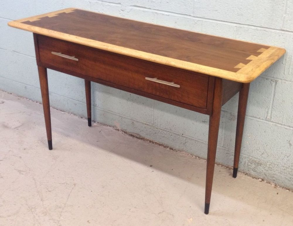 Mid Century Modern RARE Lane Acclaim Console Table. This is ...