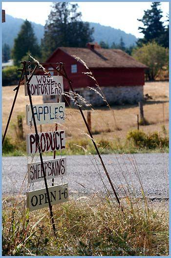 ~Country Roadside Markets ~