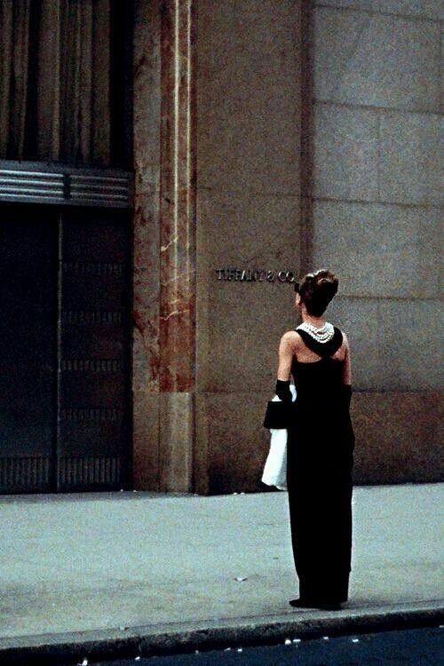 Breakfast At Tiffany S Audrey Hepburn Audrey Fashion