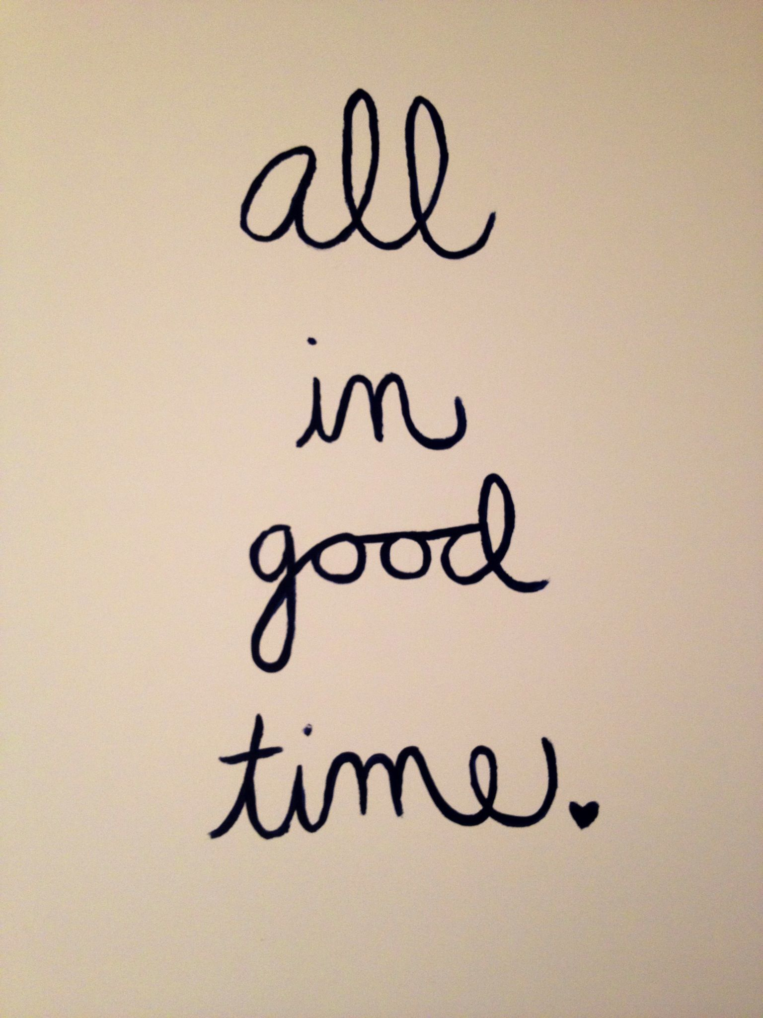 All In Good Time House Quotes Christian Quotes Christian