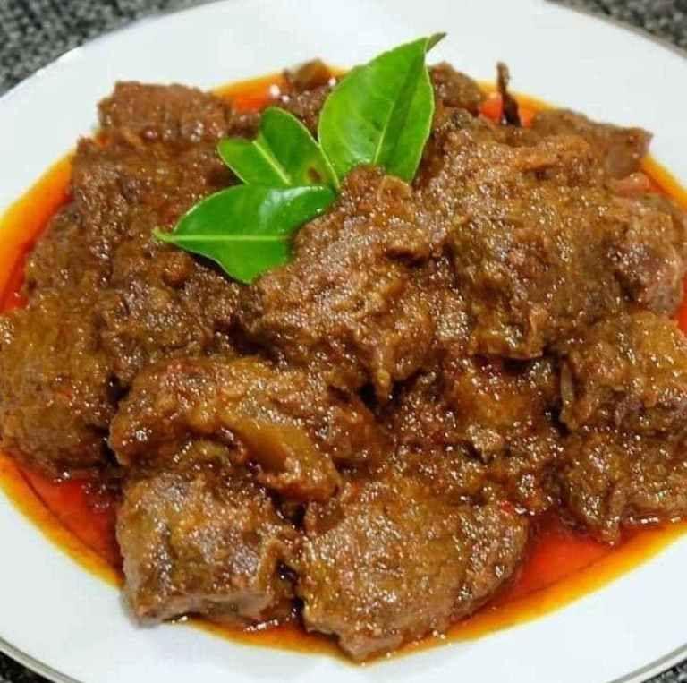 10 Resep Masakan Rendang Daging Dan Rendang Selain Daging