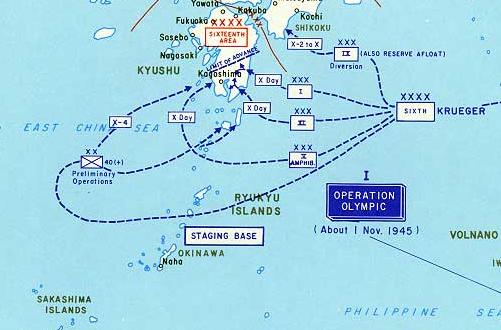 Maps That Never Happened Nagasaki Hiroshima And American History - Us bases in japan map