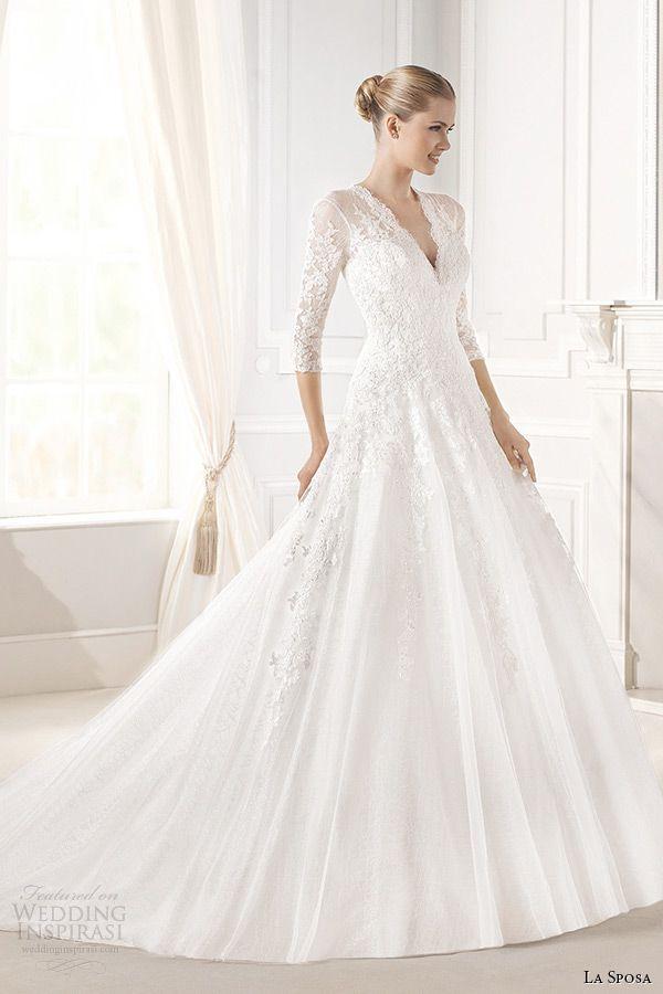 28bb90e7798 La Sposa 2015 Wedding Dresses — Glamour Bridal Collection