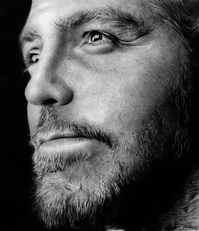 Captivating Celebrity Pencil Drawings To Draw Pinterest - Amazing hyper realistic pencil drawings celebrities nestor canavarro