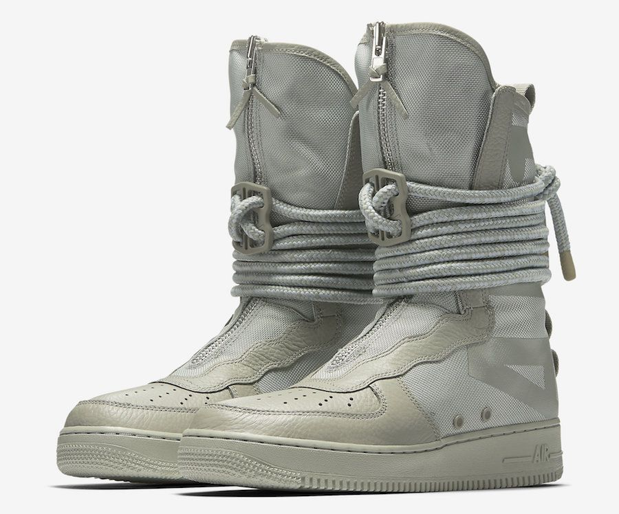 Release Date: Nike Special Field Air Force 1 High Sage