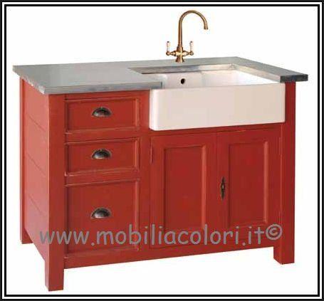 Base Cucina Lavello CD152 AL | wood | Lavelli cucina, Mobili ...