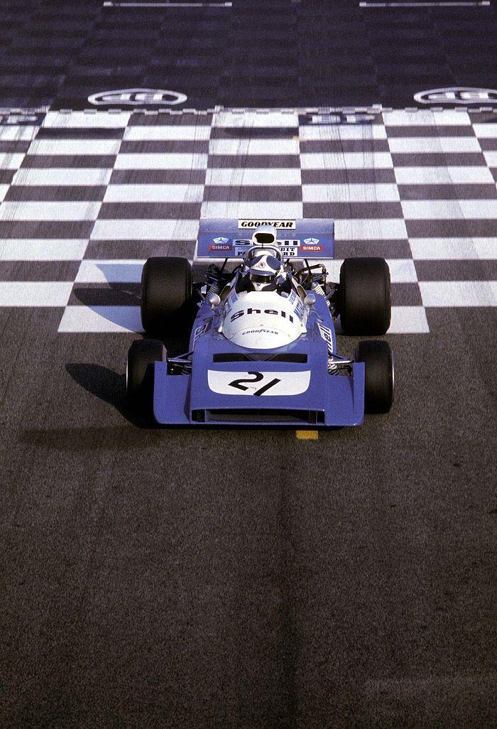 """itsbrucemclaren """"1971, Frankreich GP, Le Castellet, Jean"""