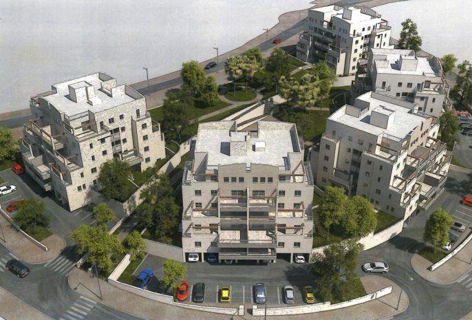 Beit Shemesh New Construction: Chazon & Galili - Mitzpeh Kramim In Mishkafayim