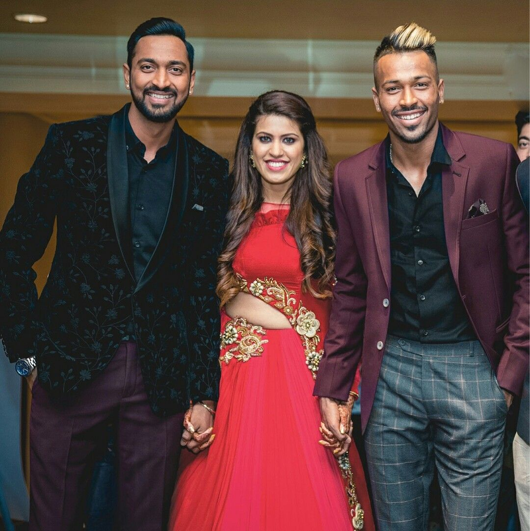 Thank You Tisastudio For All The Amazing Outfits For Krunal S Wedding Tisastudio Cool Outfits Indian Wedding Dress Celebs