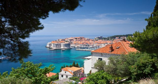 Starwood Hotels Resorts Is Scheduled To Debut On The Dalmatian Coast With Opening Of