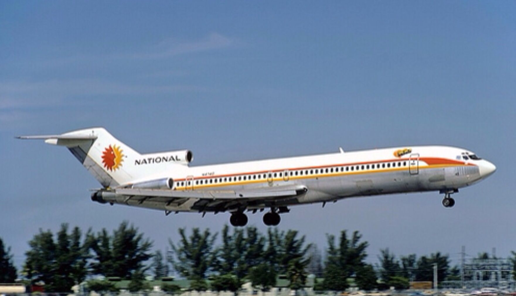 National Airlines 727200 1980 Airplanes n Airliners