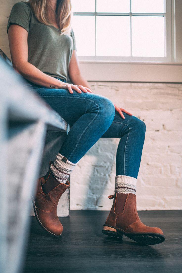 Women's Kodiak Alma Chelsea Boot , Barley | Women'