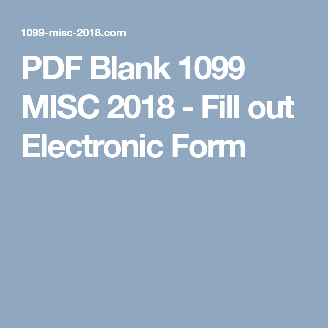Fill Out Electronic Form