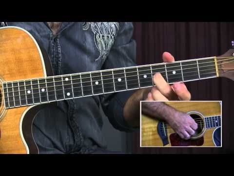 Acoustic Blues Guitar Lesson - My Favorite Acoustic Blues Guitar ...