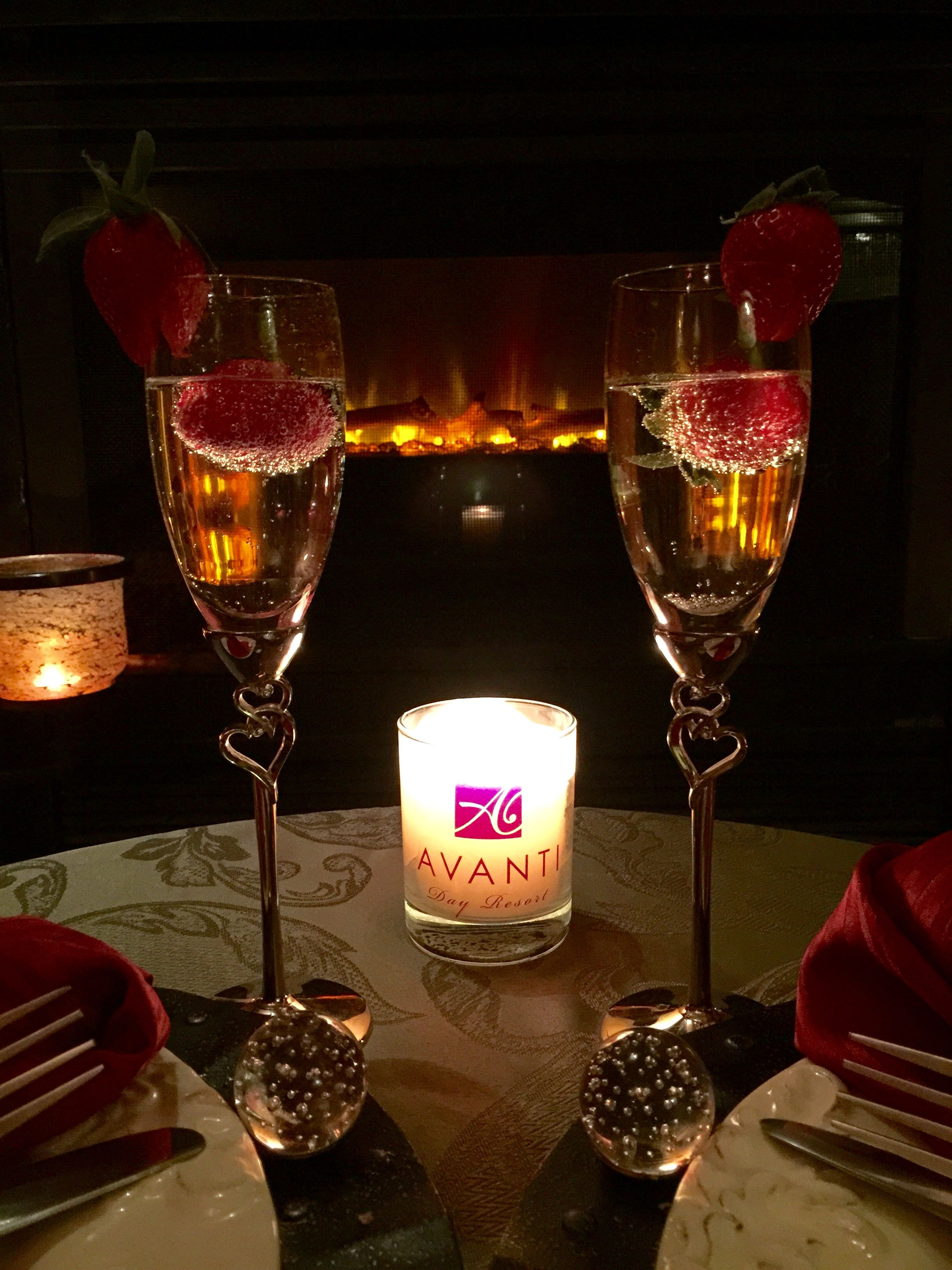 Valentine S Day Is Around The Corner Share The Love At Avanti Our Romantic Couple S Suite Is All Ready Limited Ti Romantic Spa Romantic Valentine Spa Day