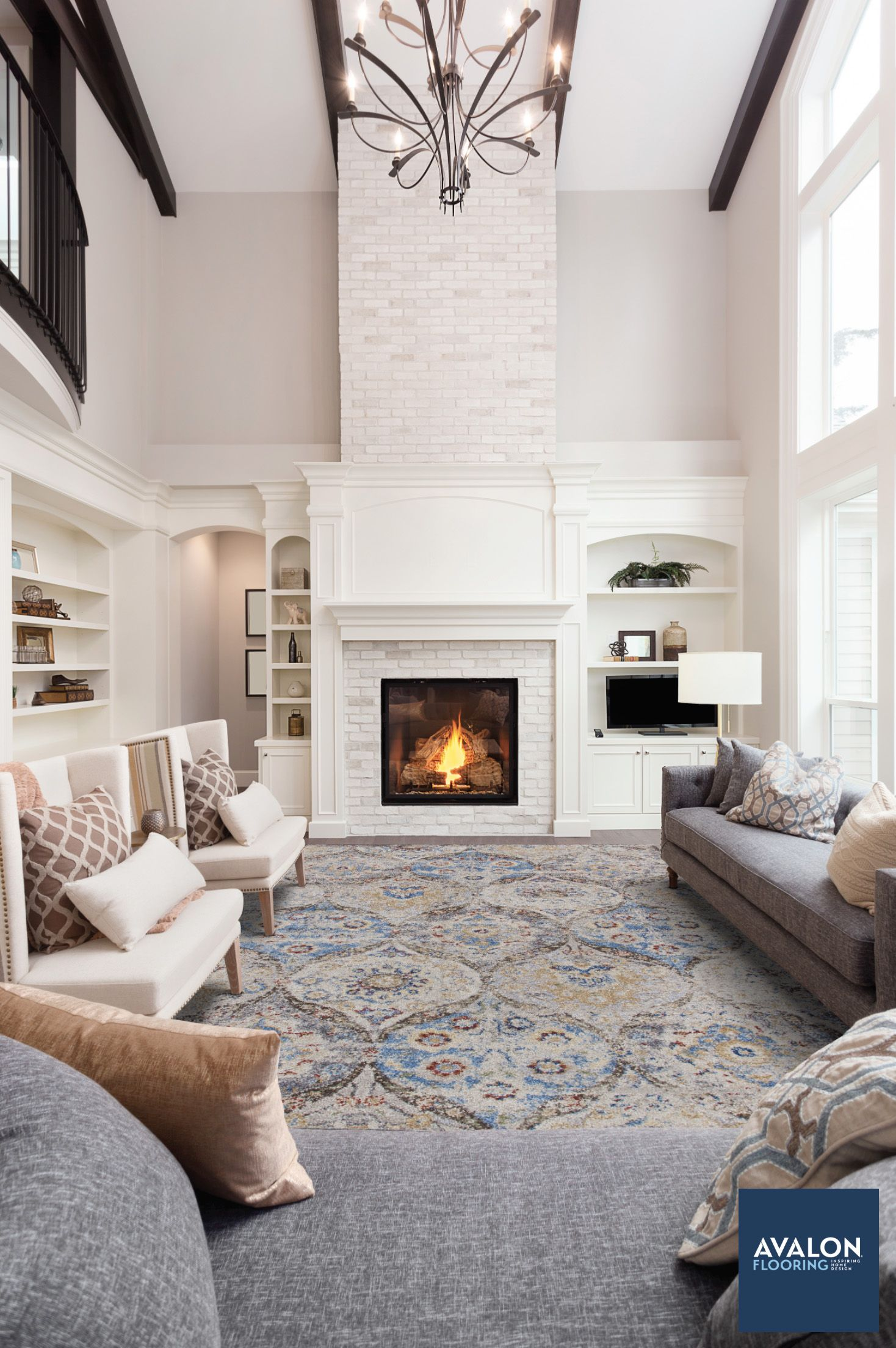 Area Rugs Can Make Your Home Warmer And More Inviting Especially
